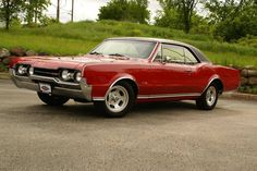 Domestic Auto Transport This is how we Rock. #LGMSports haul it with http://LGMSports.com 1967 Oldsmobile 442