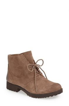 Free shipping and returns on Naturalizer 'Endellion' Bootie (Women) at Nordstrom.com. Contrast topstitching stands out against the rich suede of an updated lace-up bootie built with signature N5 technology for lasting comfort.
