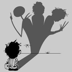 Timmy's Shadow