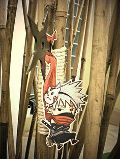 Chibi Hatake Kakashi by kanzzzaki on DeviantArt Naruto Shippuden Sasuke, Anime Naruto, Naruto Sasuke Sakura, Naruto Cute, Naruto Funny, Kakashi Hatake, Naruto Mignon, Paper Child, Anime Crafts