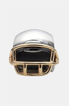PANDORA Football Helmet Charm available at Nordstrom