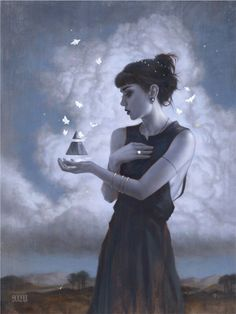 Element Series: Air by Tom Bagshaw