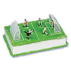 Soccer Cake Decorating Kits