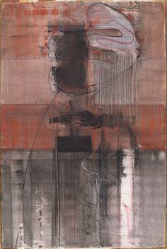 """dailyrothko: """"Mark Rothko, Untitled, 1946 """"/马克·罗斯科"""