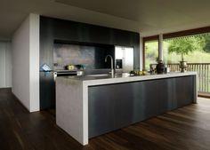 Tischlerei Bereuter - unterhalden, lochau Blue Bar, The Originals, Interior, Room, Kitchens, Lighting, Home Decor, Carpentry, Projects