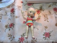 Готовь сани летом или мастер-класс для чайников по пошиву купальника для Пукифи и других малышек 15см / Мастер-классы, творческая мастерская: уроки, схемы, выкройки кукол, своими руками / Бэйбики. Куклы фото. Одежда для кукол