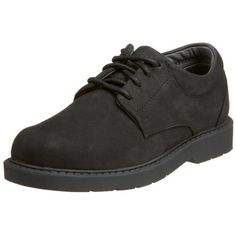 """School Issue Scholar,Black Oily Nubuck,4.5 W US Big Kid School Issue. $52.00. Boot opening measures approximately 0.0000"""" around. Made in China. Leather or suede. Manmade sole"""