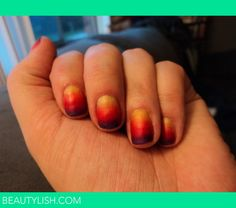 Sunset Gradient | Kayti J.'s Photo | Beautylish
