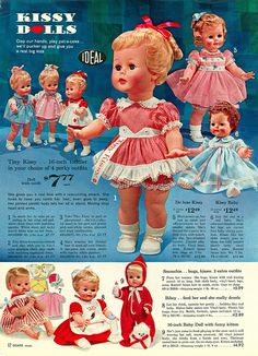 Sears Toy Book 1963  by File Photo, via Flickr Back in the day without toy stores, we went through these catalogs over and over again!