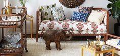 Age-old British elegance & royal Indian opulence | One Kings Lane