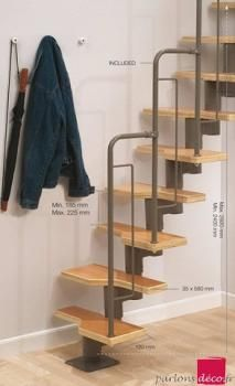 Pinterest le catalogue d 39 id es for Escalier a pas japonais
