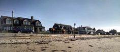 Walking Gooch's Beach by Chris Farr