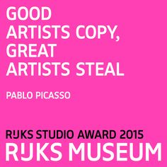 Make your own Masterpiece! The best design wins €10,000. Closing date is 15 March http://bit.ly/1aHqdfz  #Rijksstudio