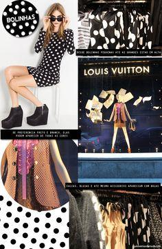 street style, outfit, look, trend tendencia, fashion, moda, inspiração, get inspired, inspiration, poá, bolinhas