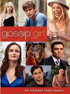 Warner Gossip Girl: The Complete Fourth Season