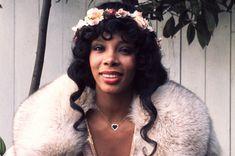 Donna Summer, 1976.