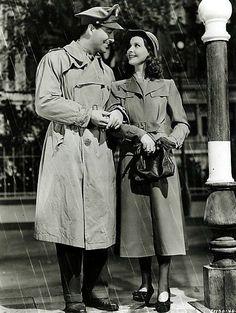 Robert Taylor and Vivien Leigh,Waterloo Bridge (1940)