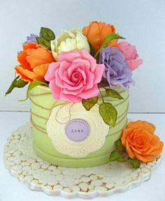 colorful cake!..
