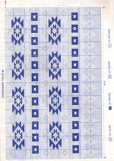 Moi qui adore les pulls ethniques, je trouve ce poncho mignon comme tout. Tailles : 9 mois au 4 ans Aiguilles : 5,5 et 6 Le poncho Le pull péruvien