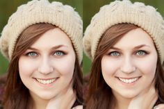 A Trip to the Dentist by Lisa Harrison | how to whiten and brighten teeth in photoshop
