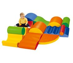 Big Waves Soft Foam Exploration     http://www.atomicplaygrounds.com/products/toddler-accessories/climb-balance/#