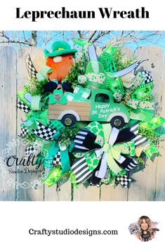 Tatuo Wire Garland St Patrick s Day Garland Decorations Green Irish Party Decorations for Irish St Patrick Party Favor Home Wall Party Decorations 50 Feet