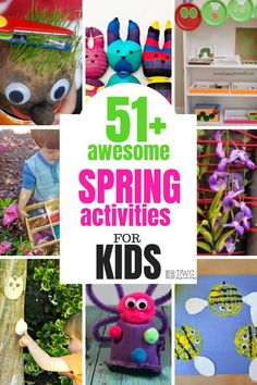 Days with Grey - spring activities for toddlers and preschoolers, spring craft ideas, outdoor activities for spring, . Spring Activities, Fun Activities For Kids, Outdoor Activities, Activity Ideas, Bug Crafts, Craft Stick Crafts, Craft Ideas, Play Ideas, Projects For Kids