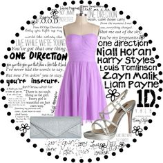 """One Direction!"" by mylifesparkles ❤ liked on Polyvore"
