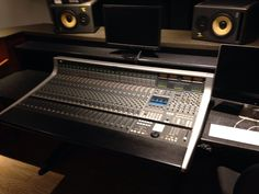 Solid State Logic Mixing Console