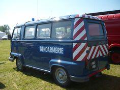 RENAULT Estafette gendarmerie 1980 Madine (3)