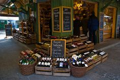 Old Wine Shop Germany