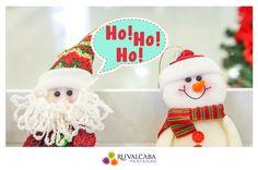 ¡Las figuras son indispensables en #navidad es por ello que no puedes perderte estas simpáticas mini #figuras navideñas que tiene #RuvalcabaFantasías!
