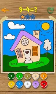 Cool Games: Kids Colouring and Math ~ ANTI ASAP  Download it here.