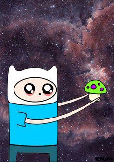 Adventure Time trippy drugs lsd acid psychedelic Drogas hora de aventura psicodelico psicodelia fin the human alucinaciones