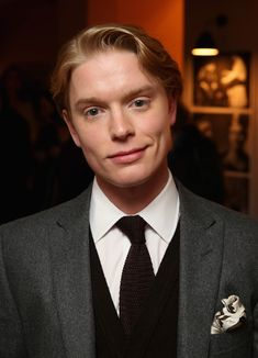 Freddie Fox Photos Photos - Freddie Fox attends the VIP reception at The Old Vic Theatre ahead of this year's 24 Hour Celebrity Gala on November 2013 in London, England. - The Old Vic Theatre Celebrity Gala — Part 2 The Three Musketeers 2011, Freddie Fox, Anastasia Musical, Boy George, Guys And Girls, Theatre, Hot Guys, Two By Two, Old Things