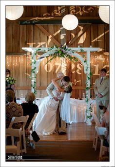 Kyle Vega and Rachel Hancock Wedding -Photographs by Silverlight Studios