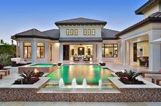 Casa Katrina features Mediterranean-inspired luxury in Naples, Florida