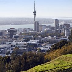 Couple taking in the views from Mount Eden, Auckland New Zealand North, New Zealand Travel, Mount Eden, The Beautiful Country, South Pacific, City Streets, British Isles, Auckland, Walkway