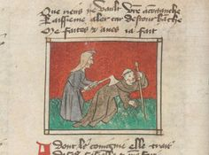 Sloth hits the author with an axe and holds him captive. From http://www.bl.uk/catalogues/illuminatedmanuscripts/record.asp?MSID=4571&CollID=8&NStart=4399 …