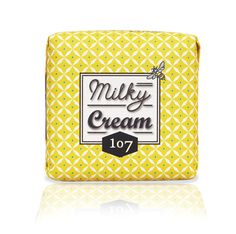 107 Milky Cream Honey Soap