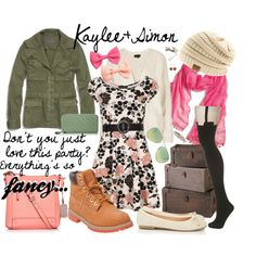 """fireflykaylee02"" by Amelie Trudel on Polyvore"