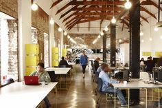 Cada vez son más las compañías que se deciden a crear espacios de descanso para sus empleados, siguiendo el ejemplo paradigmático de Google.