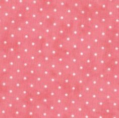 8654 70 - Essential Dots - Peony// Moda Fabrics at Juberry Ribbon Retreat, Sewing Notions, Baby Shower, Fabric Patterns, Dots, Polka Dot, Grosgrain, Peonies, Essentials