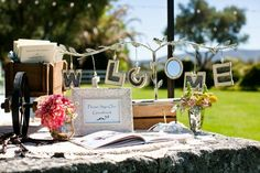 Santa Margarita Rustic California Wedding - Rustic Wedding Chic