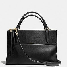 """Coach """"Borough"""" Bag, $598 