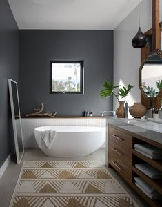 Embrace The Calming Qualities Of Color Gray Cool Smooth Essence Benjamin Moore Charcoal Slate Hc 178 Is A Sophisticated Paint
