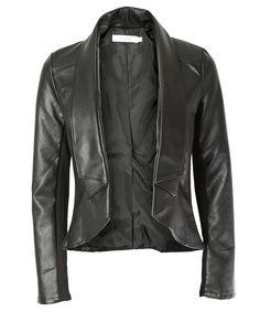 Ricki's: cascade collar jacket http://www.rickis.com