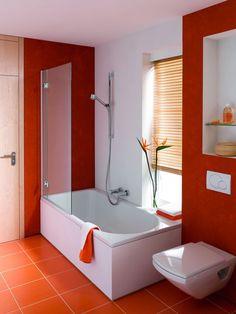 Robinet de baignoire contemporain avec douche /à main Syst/ème de douche mural en laiton avec mitigeurs de baignoire pour salle de bain noir