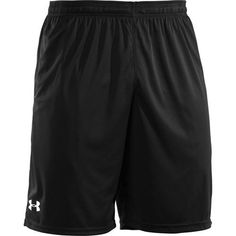 Under Armour Men's Micro Solid Shorts - Black/White