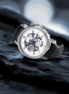 Cornelius&Cie watch diamonds
